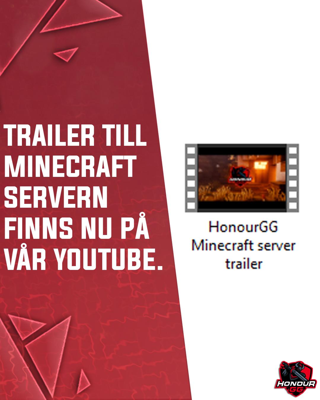 HonourGG trailer