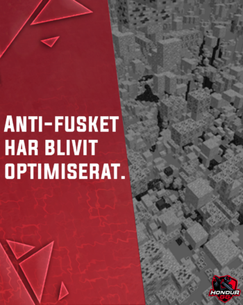 Optimering av Minecraft serverns Anti-fusk.